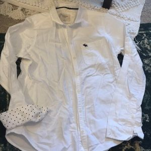 Brand New Never Worn A&F button down